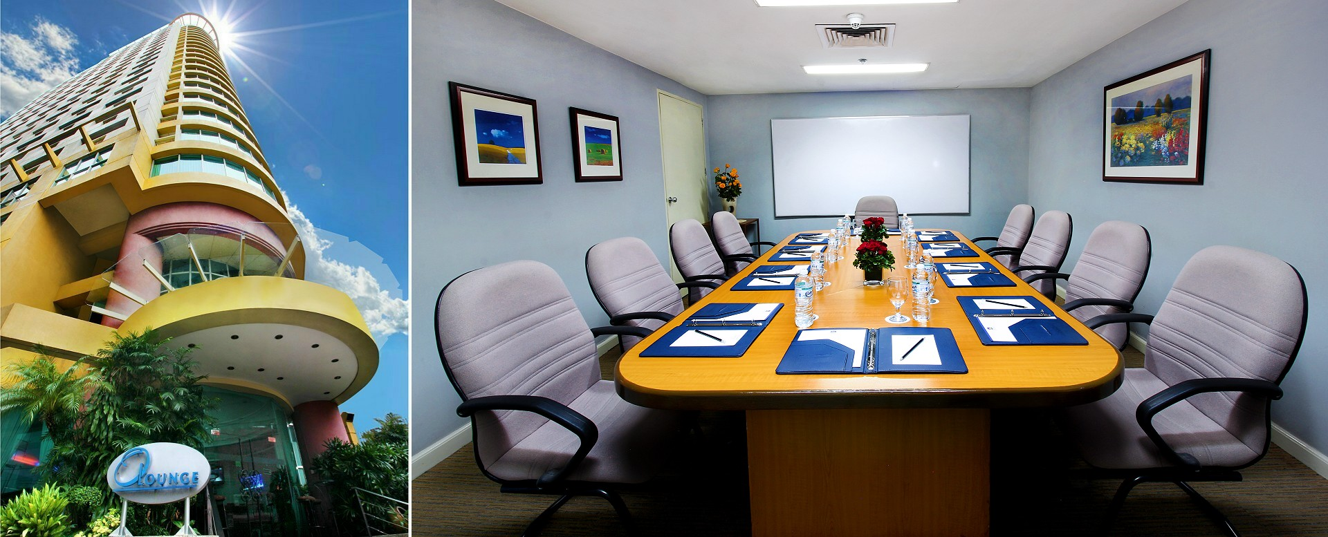 Best Western Oxford Suites - Board Room new